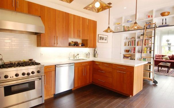 开放式厨房橱柜如何清洗与保养 开放式厨房橱柜的清洗与保养技巧