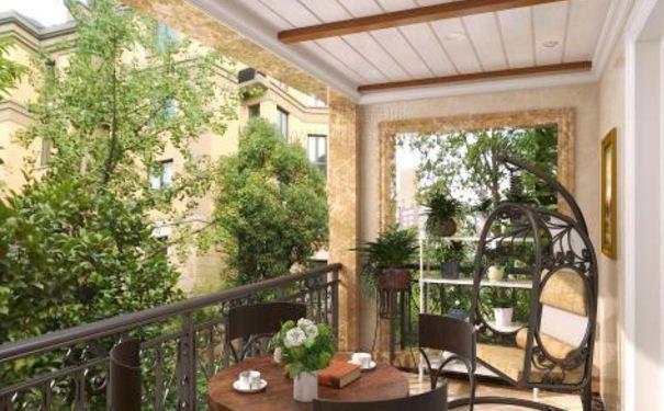 阳台是否需要装吊顶 阳台装修吊顶的优缺点