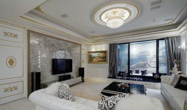 杭州室内电视墙种类特点 杭州室内电视墙装修技巧