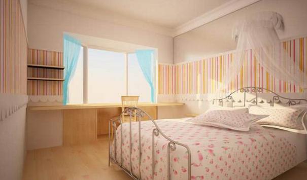 杭州女生卧室特点 杭州女生卧室装修技巧