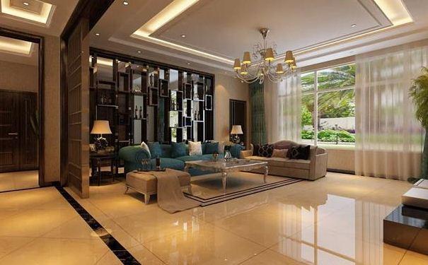 客厅吊顶与壁纸颜色如何搭配 客厅吊顶与壁纸颜色搭配技巧