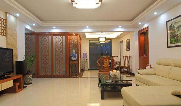 青岛中式客厅地面装修 青岛中式客厅木地板、瓷砖哪种好