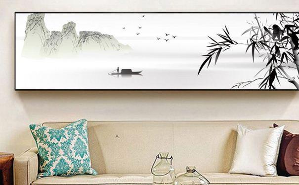 小户型客厅挂什么画风水好 小户型客厅挂画风水禁忌