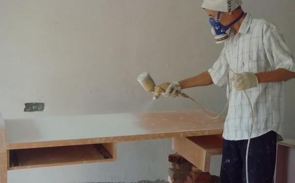 温州家装喷漆工艺流程要求 温州家装喷漆注意事项