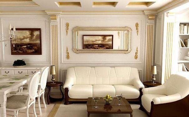 欧式沙发背景墙如何搭配 欧式沙发背景墙搭配技巧