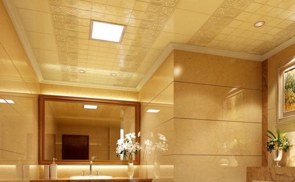 无锡卫生间吊顶材料哪种好 无锡卫生间吊顶安装注意事项