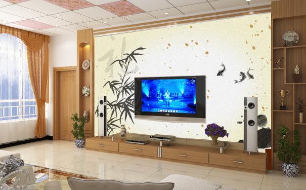 茂名客厅电视背景墙色彩如何搭配 茂名电视背景墙色彩搭配注意事项