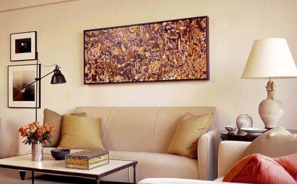 客厅装饰画如何搭配 客厅装饰画的搭配技巧