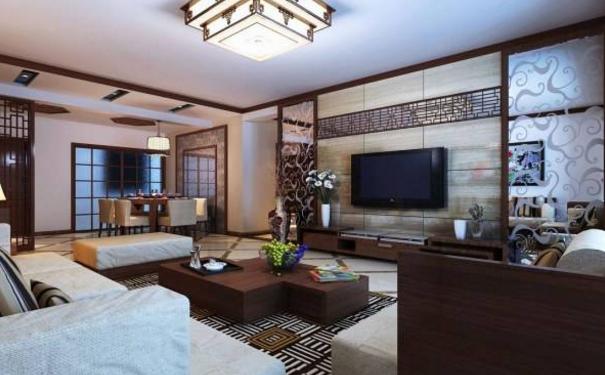 东莞客厅电视墙颜色怎么选择 东莞客厅电视墙颜色搭配