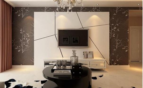 青岛客厅电视墙颜色怎么选择 青岛客厅电视墙颜色搭配