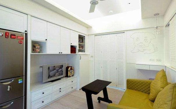 海口55平单身公寓设计方案 海口55平单身公寓装修注意事项