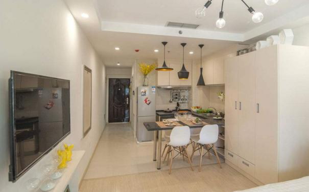 上海62平单身公寓设计方案 上海62平单身公寓装修注意事项