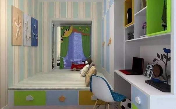 宁波8平儿童房装修费用怎么计算 宁波8平儿童房装修费用预算