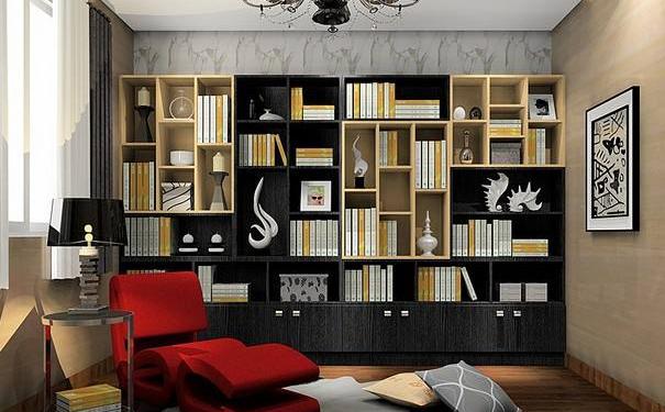 肇庆10平米书房装修设计 肇庆10平米书房装修注意事项