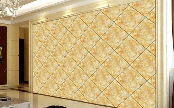 无锡业主喜欢的电视背景墙 瓷砖背景墙优缺点
