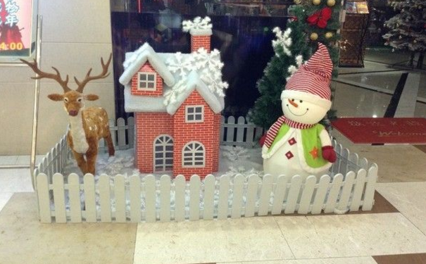 温州圣诞装饰哪家公司好 温州圣诞装饰公司排名