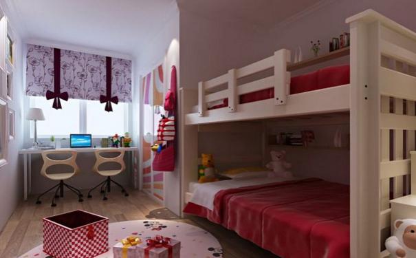 温州双人儿童房装修技巧 温州双人儿童房装修注意事项