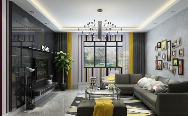 东莞流行的客厅装修风格 东莞客厅现代简约风格