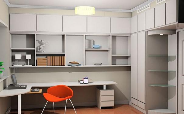 厦门10平米书房装修设计 10平米书房装修注意事项