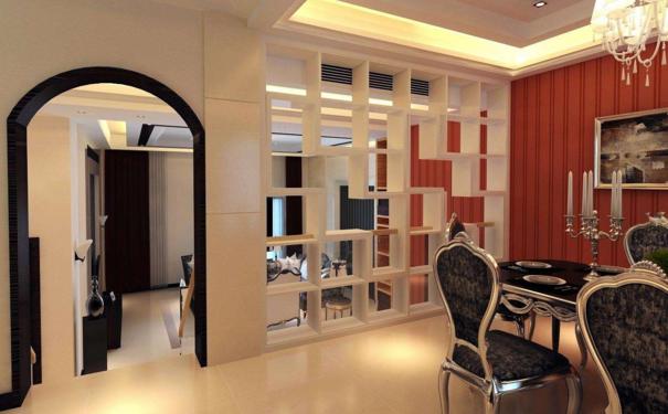南昌客厅隔断怎么设计 客厅隔断设计原则与方案