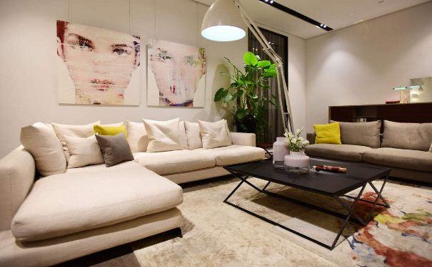 简约风格客厅颜色搭配技巧 简约风格客厅设计方案