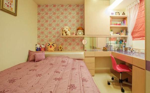 东莞女生小卧室怎么装修 女生小卧室装修注意事项