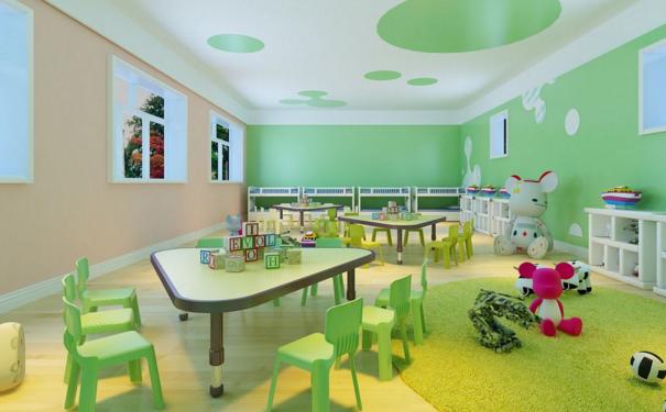 南昌幼儿园如何装修 幼儿园设计原则与注意事项