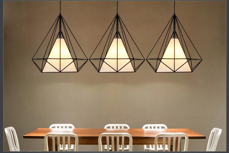 餐厅吊灯种类有哪些?餐厅吊灯如何选择?