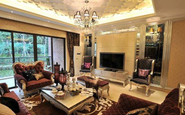 欧式风格样板房装修设计方案 欧式风格样板房如何装修设计