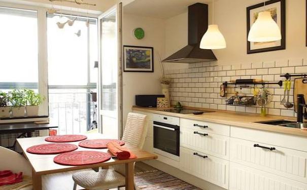 温州小厨房怎么装修 小厨房装修技巧