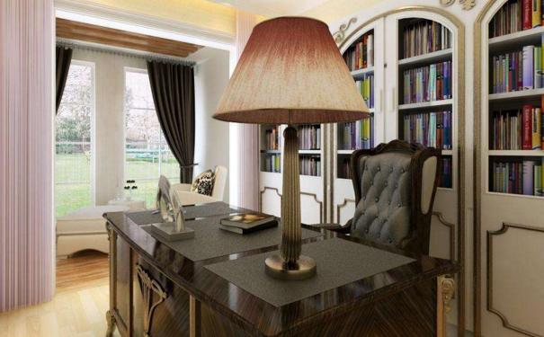 无锡10平米书房装修设计 10平米书房装修注意事项
