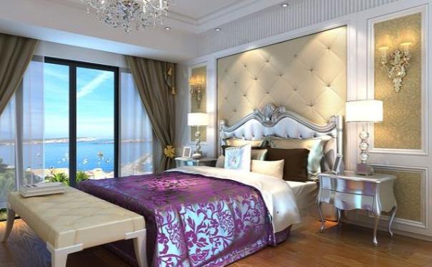 青岛现代简欧卧室装修注意事项 简欧卧室颜色搭配技巧