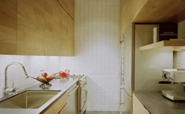 青岛小户型厨房怎么装修 小户型厨房装修技巧