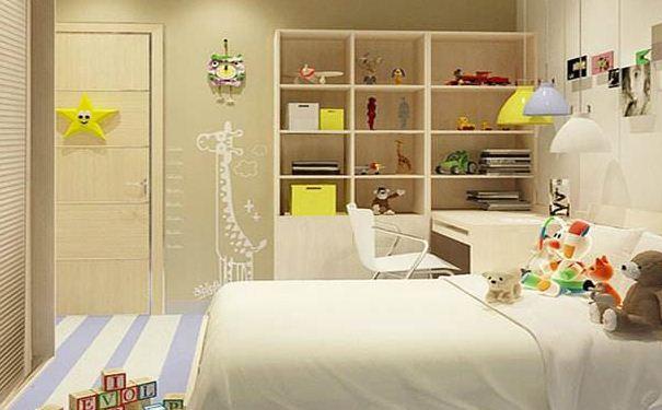 现代儿童房如何装修 现代儿童房装修注意事项