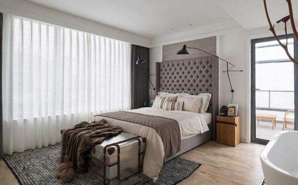 重庆北欧现代卧室如何装修 北欧现代卧室装修技巧