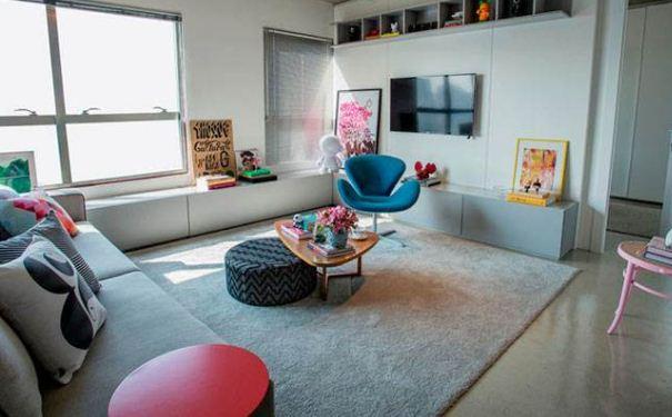上海单身公寓装修设计方案 单身公寓装修效果图