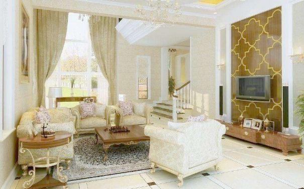 欧式小客厅如何装修 欧式小客厅装修效果图
