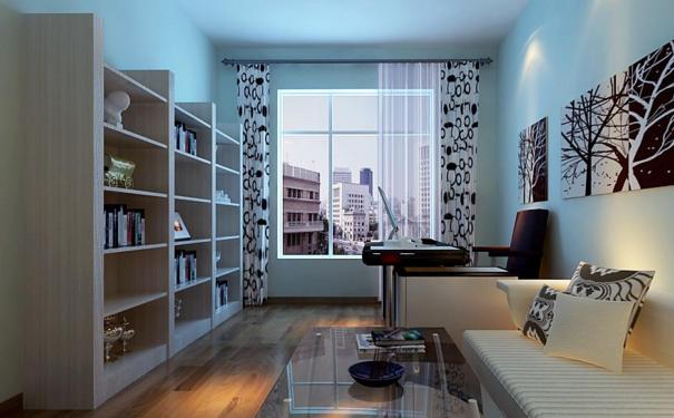 贵阳10平米书房怎么装修 10平米书房装修技巧与注意事项