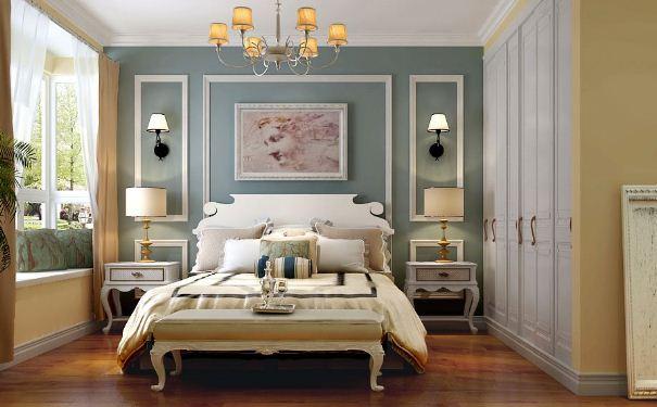 美式装修风格设计方案 美式装修风格设计效果图欣赏