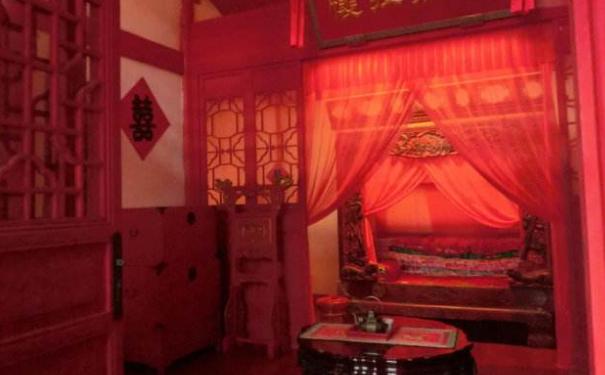 东莞中式婚房如何装修 中式婚房设计方案