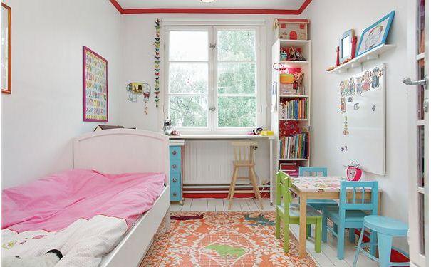 11平小户型儿童房如何设计 11平小户型儿童房设计方案