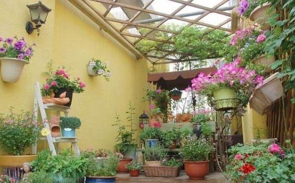 温州家庭阳台花园怎么设计 阳台花园设计注意事项