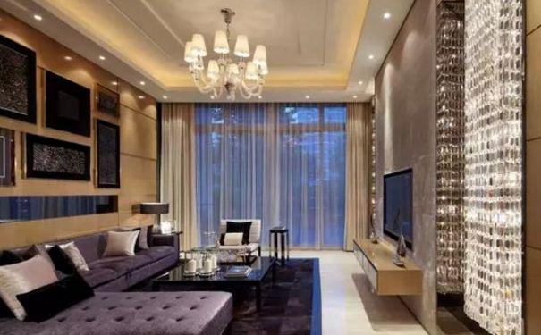 迷人客厅装饰效果图 看一眼就爱上它