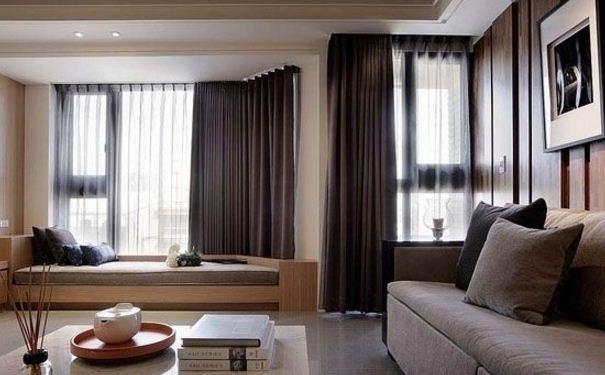典雅复古中式风格装饰 让家居更加温馨舒适