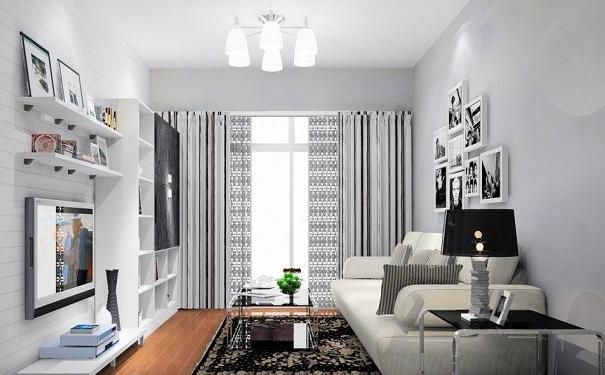 武汉简约客厅怎么装修 简约客厅设计技巧与配色方案