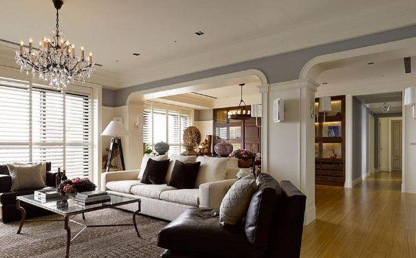 12平美式客厅装修技巧 12平美式客厅装修注意事项
