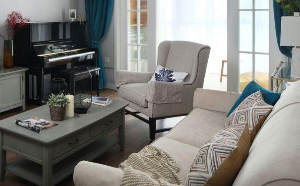 小户型美式客厅如何装修 小户型美式客厅装修效果图