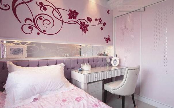 青岛女生卧室怎么装修 女生卧室装修注意事项