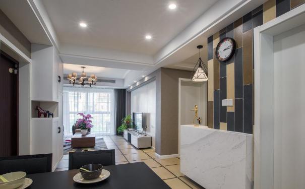 上海狭长客厅怎么装修 狭长客厅装修技巧
