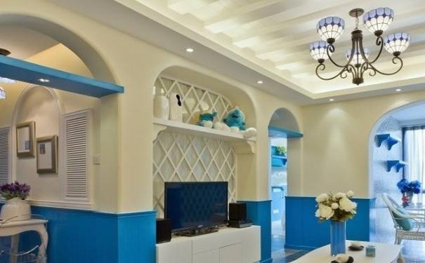 泉州地中海风格别墅怎么打造 地中海别墅装修效果图